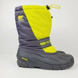 Sorel Womens Winter Mid Calf Boots Shoes Size 6